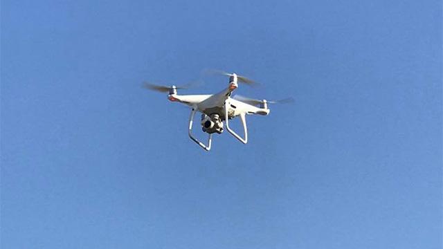 機体:DJI社製 Phantom 4 Pro (ハイビジョン・4K)。